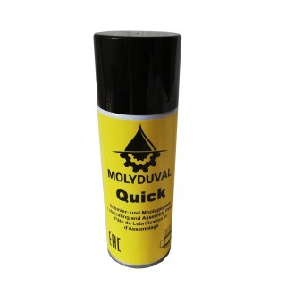 Molyduval Quick Spray, 400ml