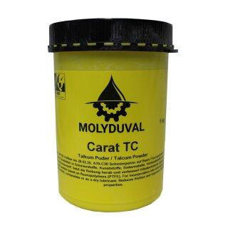 Molyduval Carat TC, Talkum Puder, 1Kg